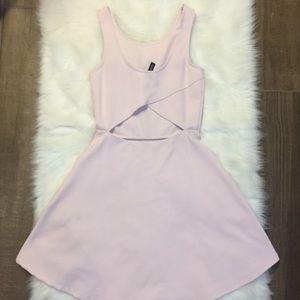 H&M Dresses - [h&m] light pink dress